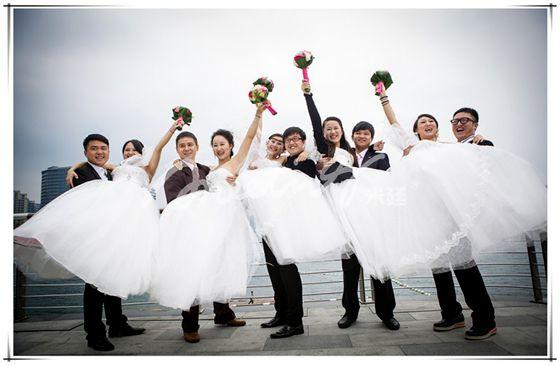 包头米廷集体婚礼的推广